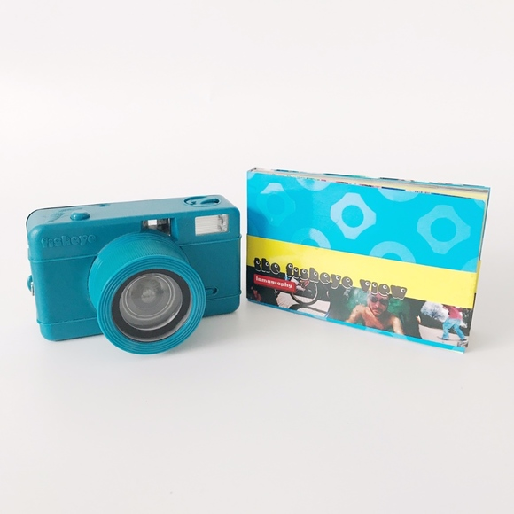 Other - Lomography Fisheye Camera + Film